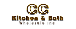 CC Kitchen Bath Cabinets Countertops Logo