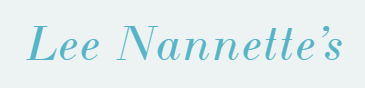 Lee Nannette's of Annapolis Logo