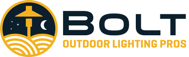 Bolt Outdoor Lighting Pros Logo