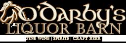 O'Darby's Liquor Barn Logo