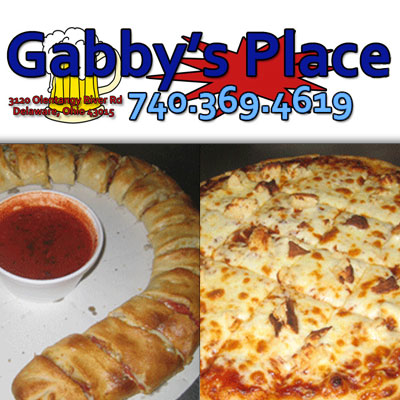 Gabby's Place Bar and Restaurant Logo