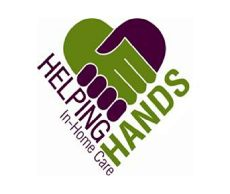 Helping Hands In Home Care Logo
