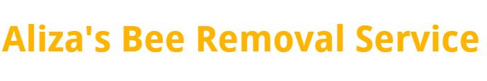 Aliza's Bee Removal Service Logo