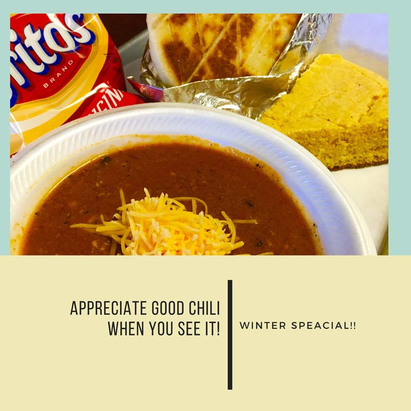 Chili is Back!