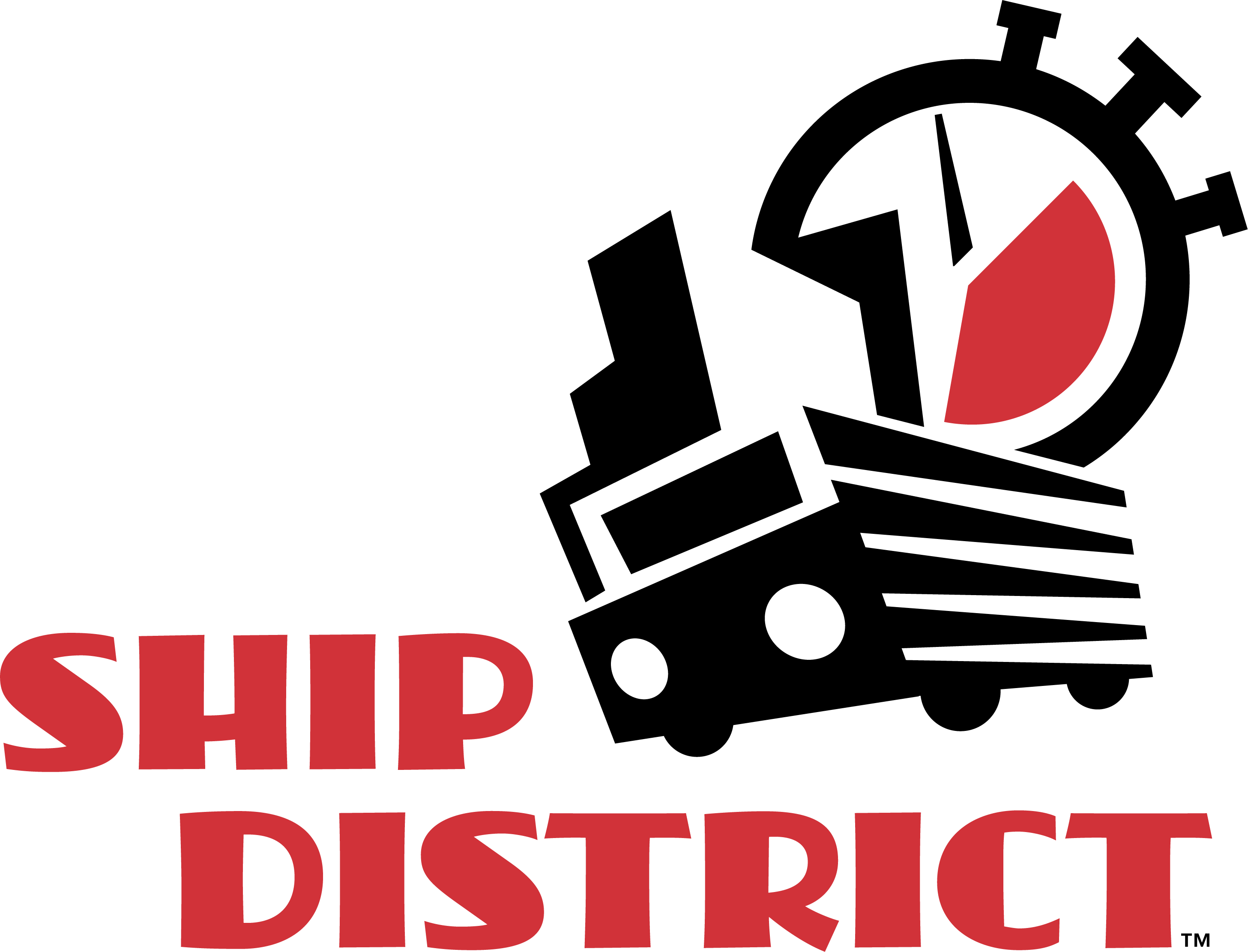 Ship District Logo