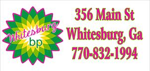 Whitesburg BP & Deli Logo