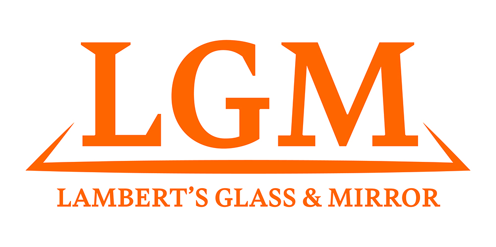 Lambert's Glass & Mirror Logo
