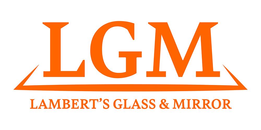 Lambert's Glass & Mirror Logo