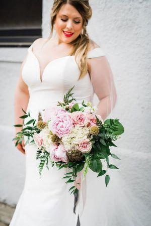 Plus Sized Wedding Dress