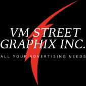VM Street Graphix Inc. Logo