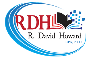R David Howard CPA, PLLC Logo