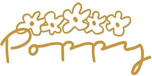 POPPY - Santa Barbara Logo