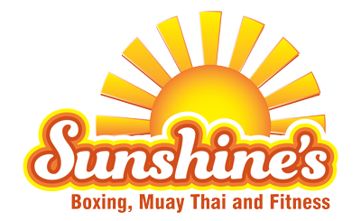 Sunshine's Boxing, Muay Thai, and Fitness Logo