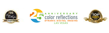 Color Reflections Logo