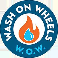 Wash on Wheels Carolina Logo