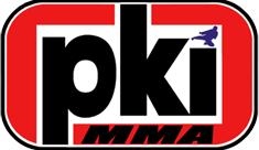 Professional Karate Institute Mixed Martial Arts Logo