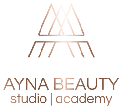 Ayna Beauty Studio Logo