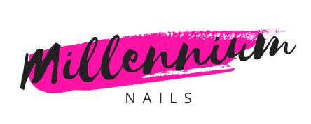 Millennium Nails Logo
