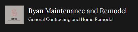 Ryan Maintenance and Remodel Logo