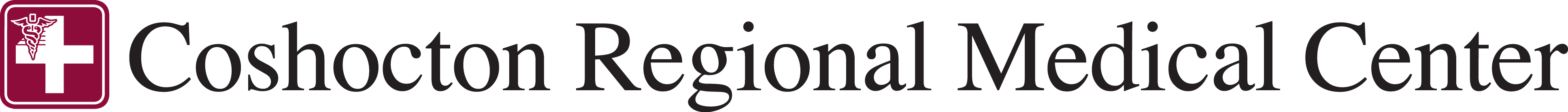 Coshocton Regional Medical Center Urgent Care Logo