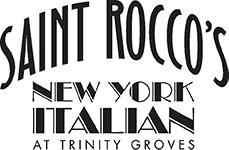 Saint Rocco's New York Italian Logo