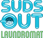 Suds Out Laundromat Logo