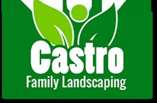 Castro Family Landscaping Logo