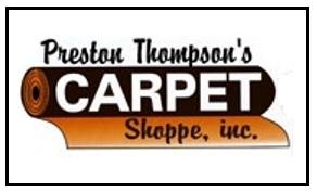 Preston Thompson's Carpet Shoppe Logo