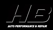 HB Auto Performance & Repair Logo