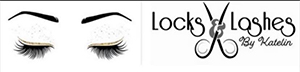 Locks & Lashes Logo
