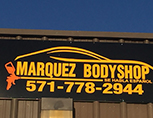 Marquez Bodyshop Logo