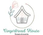 Gingerbread House Florist Logo