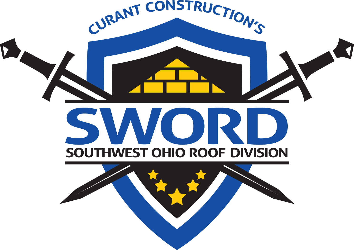 Curant Construction's - SouthWest Ohio Roof Division Logo