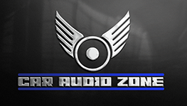 Car Audio Zone Logo