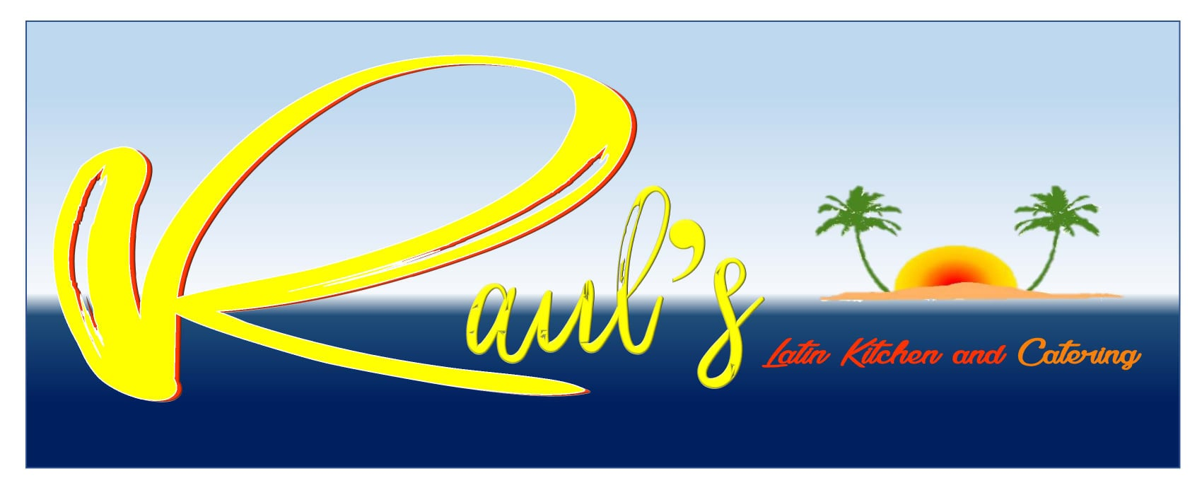 Raul's Latin Kitchen & Catering Logo