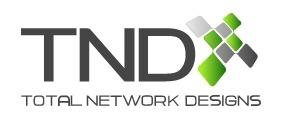 Total Network Designs Logo