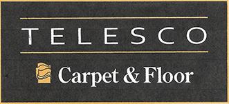 Telesco Carpet & Floor Logo