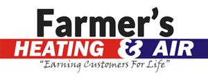 Farmer's Heating and Air Logo