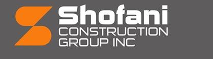 Shofani Construction Group Inc Logo