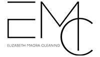 Elizabeth Maora Cleaning Logo