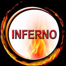 Inferno Concrete Pumping Logo