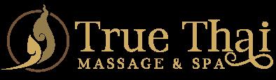 True Thai Massage & Spa Logo