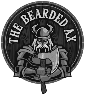 The Bearded Ax Logo