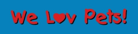 We Lov Pets - New Philadelphia Logo