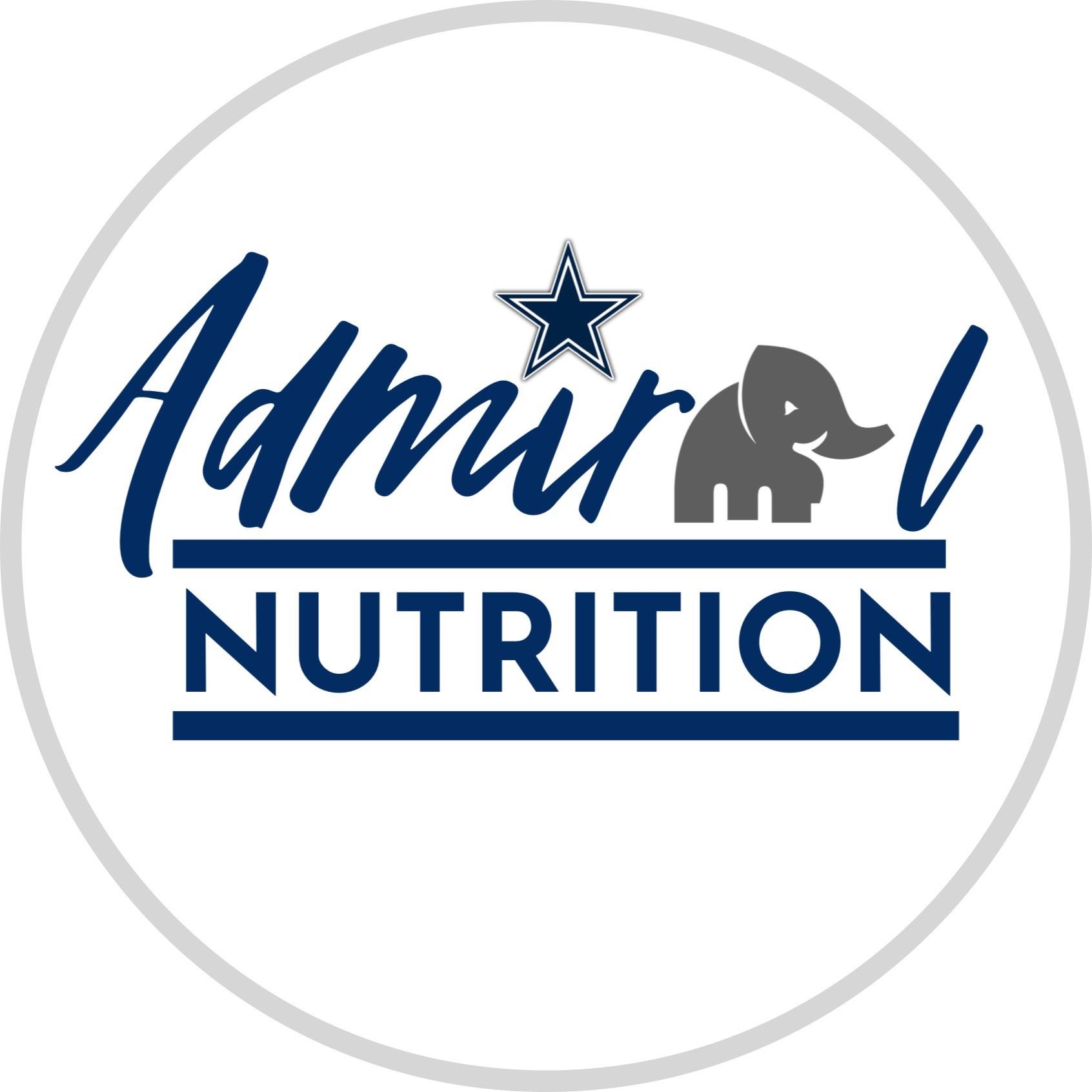 Admiral Nutrition Logo