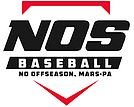 No Offseason Baseball Logo