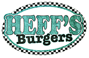 Heff's Burgers - Early Logo