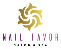 Nail Favor Salon & Spa Logo