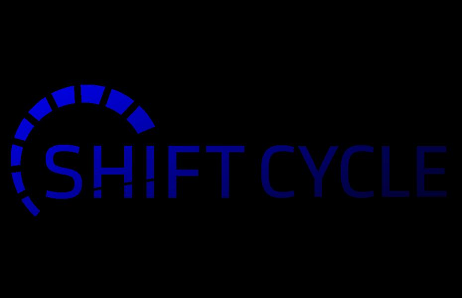 Shift Cycle + Fitness Logo