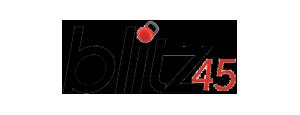 Blitz45 Logo